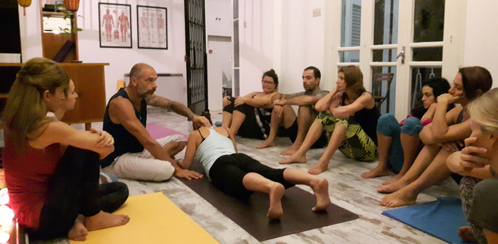 Yoga & Tantra: An Interview with Christopher Gladwell
